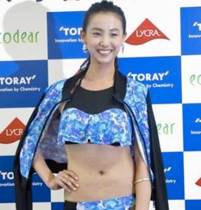 東レキャンギャルは16歳「特技はI字バランス。松田龍平さんとか好き」(サンケイスポーツ)_-_Yahoo_ニュース