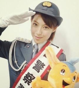 一日警察署長!|瀧本美織オフィシャルブログ「Miori_Takimoto」Powered_by_Ameba